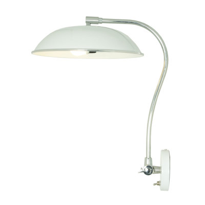 Hugo Wall Light White