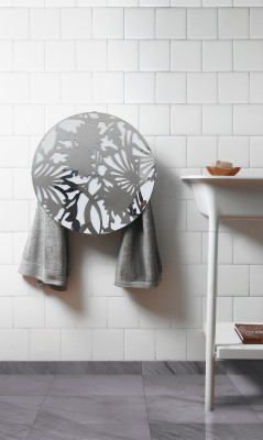 I Gioielli Round Towel Warmer