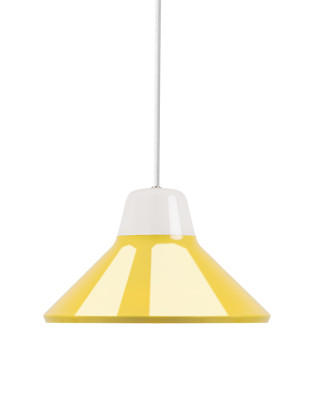 ICON | Pendant Light Yellow