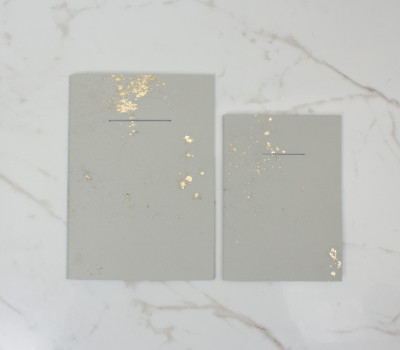 IGNEOUS NOTEBOOK | GRANITE  | POCKET SIZE