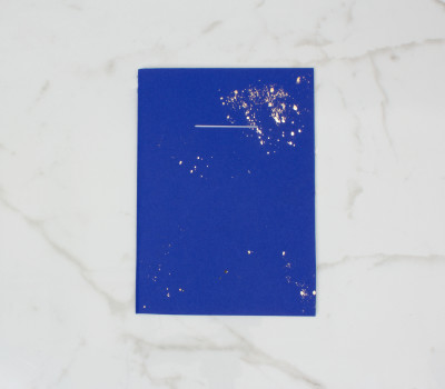IGNEOUS NOTEBOOK | NAVY    | IDEAS