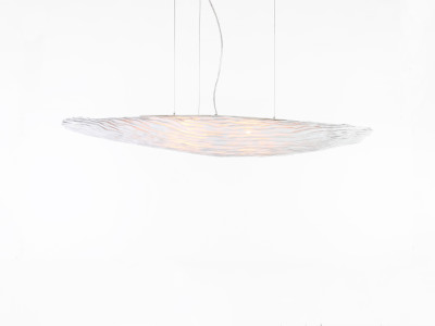 Iki Pendant Light Orange