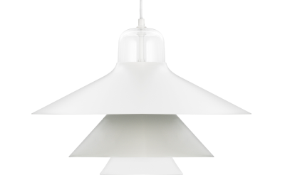 Ikono Pendant Light Grey, Large