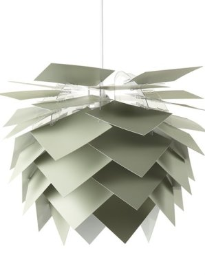 Illumin Desert Sage Pendant Light H45 Ø45