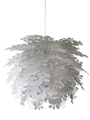 Illumin Flower Power Pendant Light White