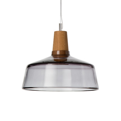 Industrial 26/14P Pendant Light Anthracite