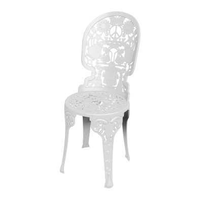 Industry Garden Chair White