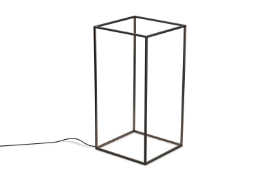 Ipnos Floor Lamp Black Anodised