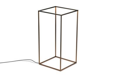 Ipnos Floor Lamp Burnished Brass