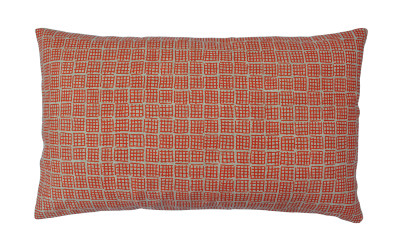 Ivor Long cushion Orange