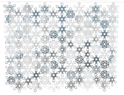 Joyn Snowflake Curtain