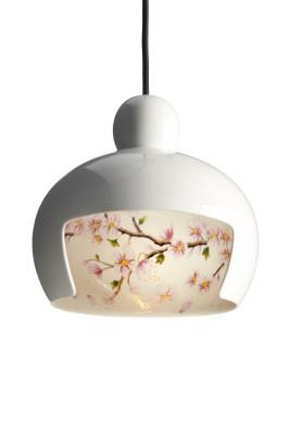 Juuyo Pendant Light Juuyo Peach Flowers