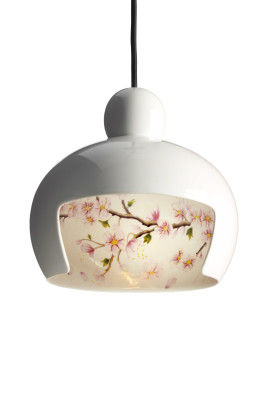 Juuyo Pendant Light Juuyo Peach Flowers