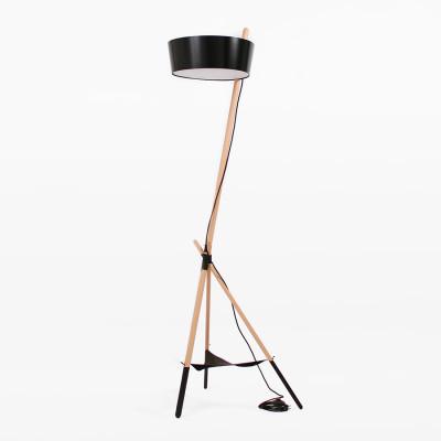 Ka XL Floor Lamp Black