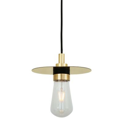 Kai Pendant Light  Polished Brass