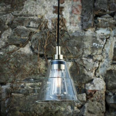 Kairi Pendant Light Polished Brass