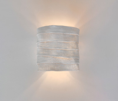 Kala Wall Light White