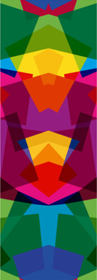 Kaleidoscope Wallpaper Vibrant
