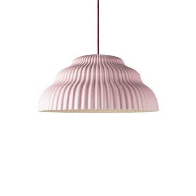 Kaskad Pendant Light 'small' Blush