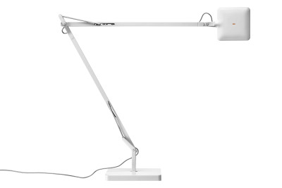 Kelvin Desk Lamp White