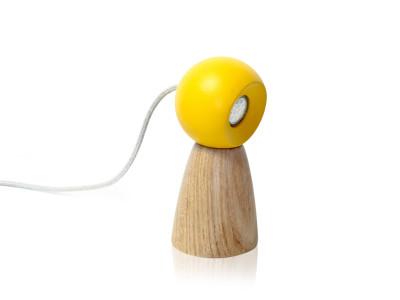 Kimo Table Lamp Yellow