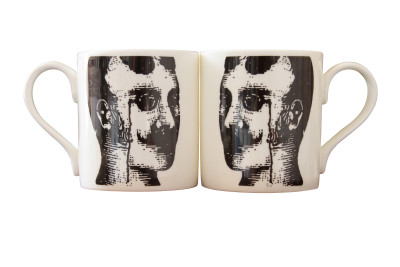 Kit Prussian Head Mug
