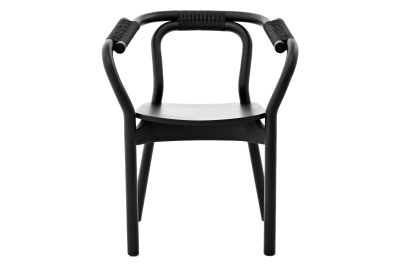 Knot Chair Black