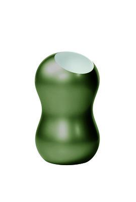 Korzina Garbage Can painted polyethylene Hunter Green