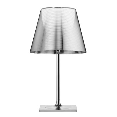 Ktribe T2 Table Lamp Aluminized silver, LED