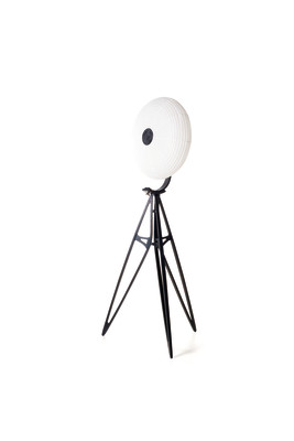 Kyoto Floor Lamp Black