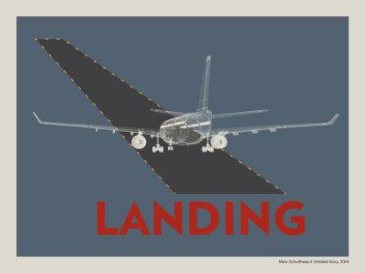 Landing Print
