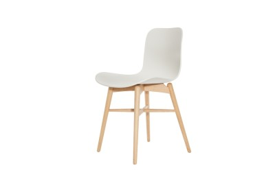 Langue Original Dining Chair, Natural Tanzanite Pink