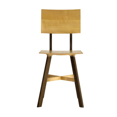 LE1 Dining Chair Cherry, Walnut