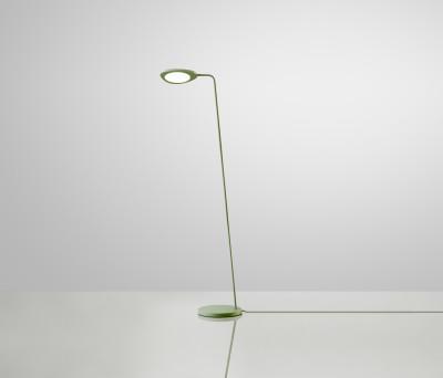 Leaf Floor Lamp Green