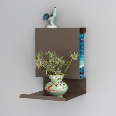 Brown Ledge:able Shelf
