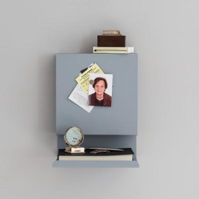 Grey Ledge:able Shelf