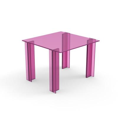 Leggero Coffee Table Pink
