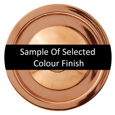 Polished Copper Finish