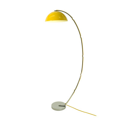 London Floor Lamp Yellow
