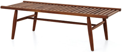 Long Bench Walnut
