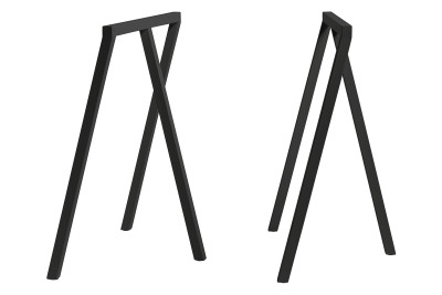 Loop Stand Frame Black, Low