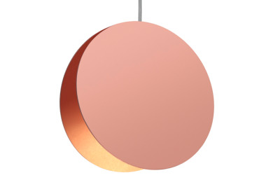 LT05 North Pendant Light Copper, Small