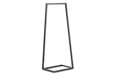 Lume coat stand Black, Small