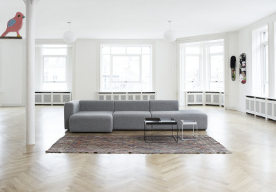 Mags Chaise Lounge Modular Element 8161 - Right Hallingdal 65 130