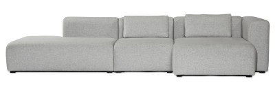 Mags Chaise Lounge Short Modular Element 8261 - Right Divina Melange 2 120
