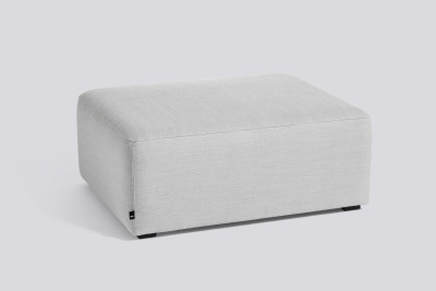 Mags Soft Ottoman S04 Leather Silk SIL0197 Cream