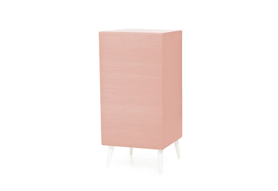Martins Tall Chest Retro Pink