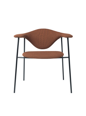 Masculo Dining Chair Dunes 21000 Cognac