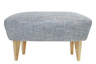 Matador Footstool COM with wenge legs