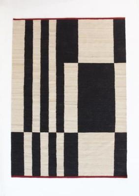 Mélange Stripes 1 Rug 200 x 300 cm